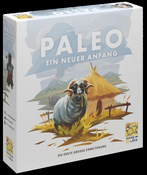 Paleo - Ein neuer Anfang - 1. Erweiterung (DE)