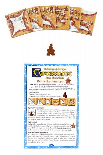 Carcassonne - Winter-Edition - Der Lebkuchenmann