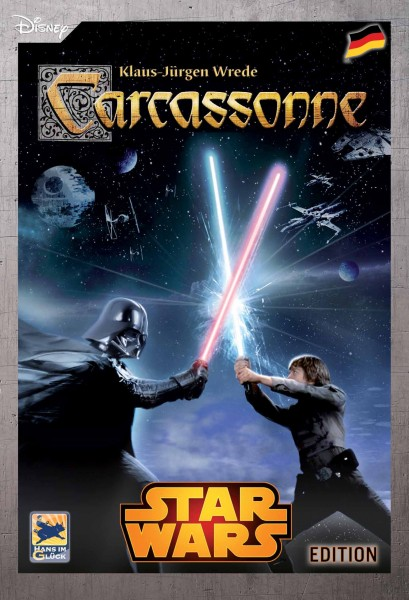 Carcassonne - Star Wars Edition