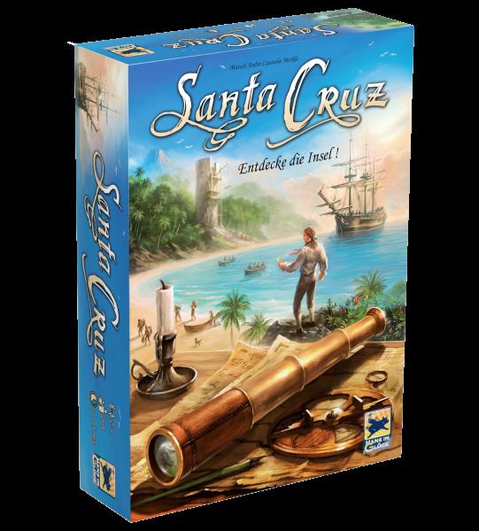 Santa Cruz - Entdecke die Insel