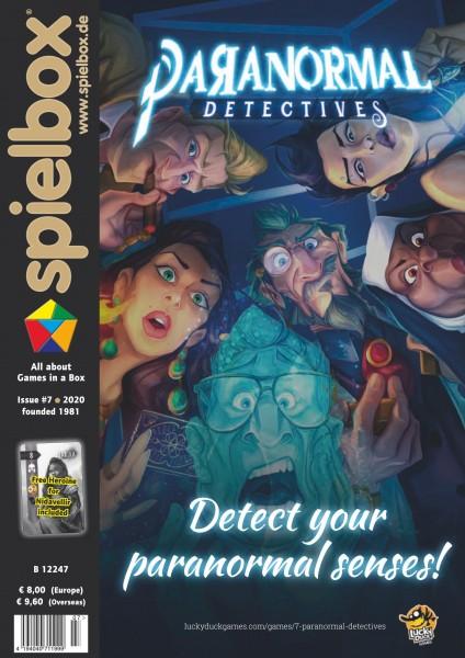 Spielbox 7/2020 (English Edition)