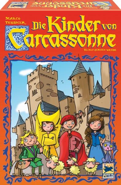 Carcassonne Die Kinder von Carcassonne