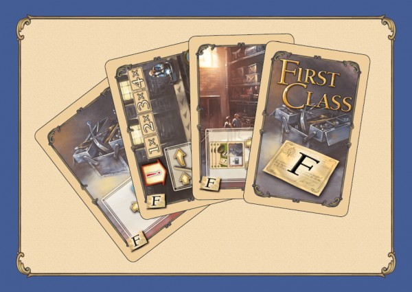 First Class: Modul F (nur Spielregel / only rule, DE/EN)