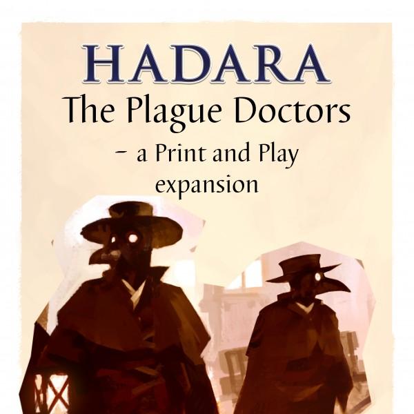 Hadara - Die Pestdoktoren (print & play, DE/EN)