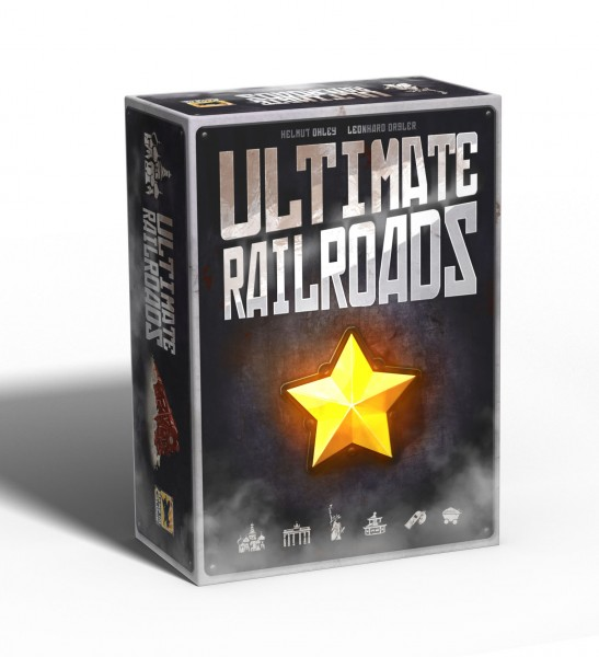 Ultimate Railroads (2021, DE)
