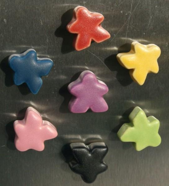 Meeple-Magnet aus Keramik