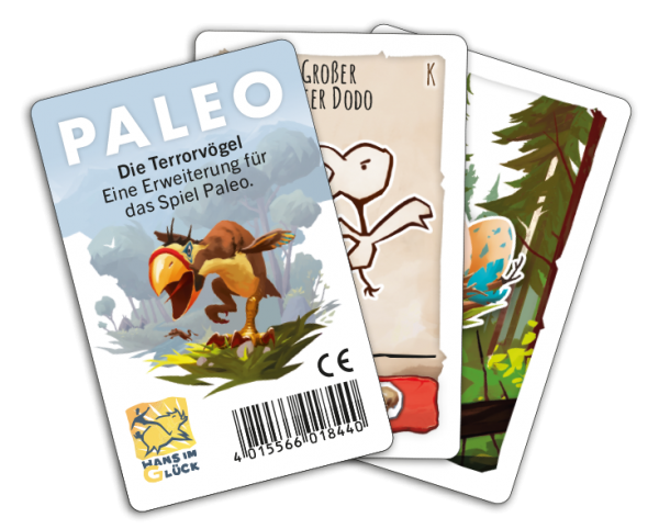 Paleo - The Terror Birds (DE)