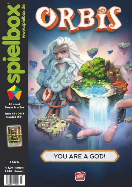 Spielbox 3/2019 (English Edition)