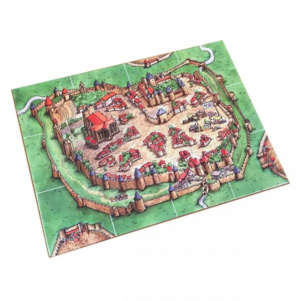 Carcassonne Starttableau