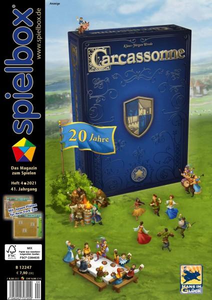 Spielbox 4/2021 DE