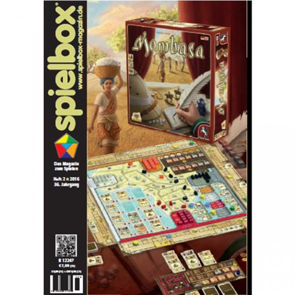 Spielbox 2/2016
