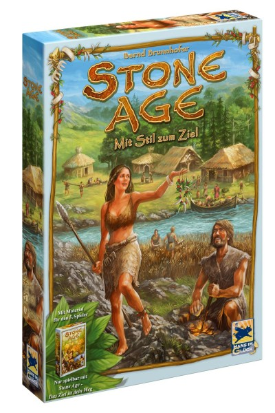 Stone Age - 'The Dawn of Style' (new edition)
