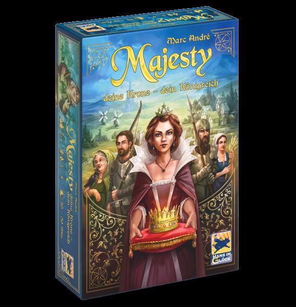 Majesty - deine Krone, dein Königreich (DE)