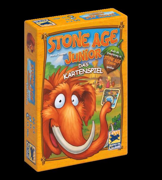 Stone Age Junior - Das Kartenspiel (DE)