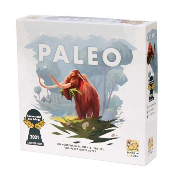 Paleo - Kennerspiel des Jahres (DE)