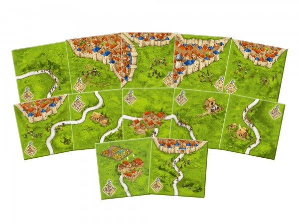Carcassonne - The Peasant Revolts (DE/EN)