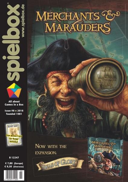 Spielbox 6/2016 (English Edition)