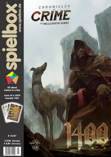 Spielbox 5/2020 (English Edition)