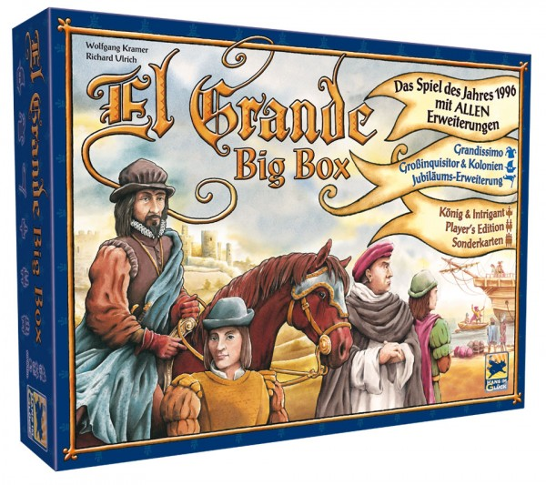 El Grande - Big Box (DE)