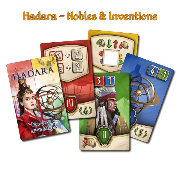 Hadara - Nobles & Inventions