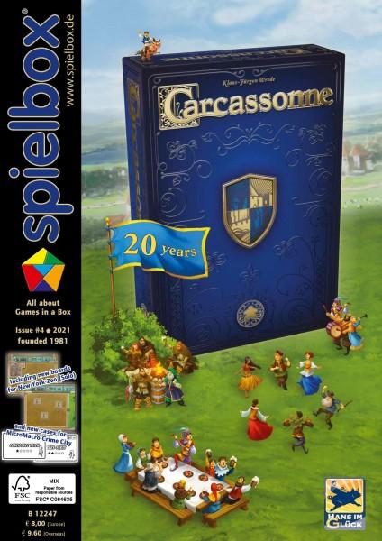 Spielbox 4/2021 (English Edition)