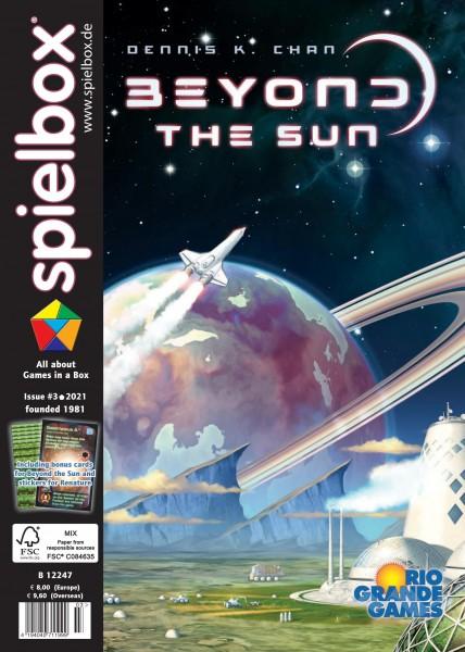 Spielbox 3/2021 (English Edition)